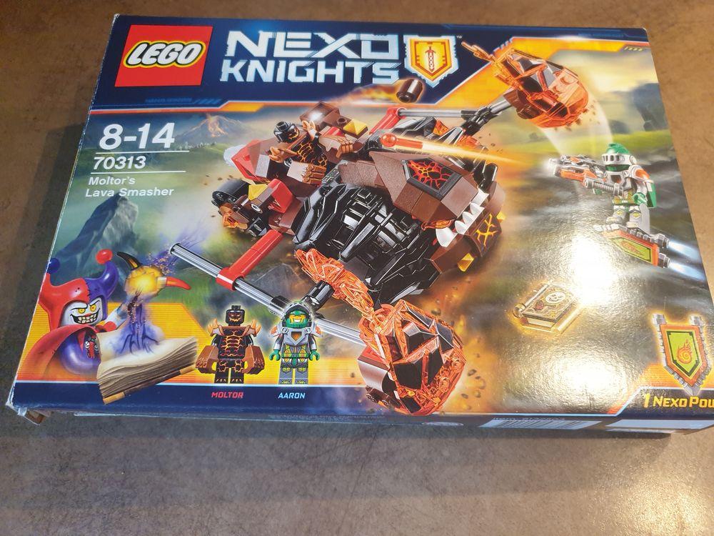 Lot de LEGO NEXO KNIGHTS Jeux / jouets