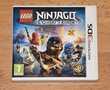 Jeu 3DS Lego NINJAGO. L'ombre de Ronin.  3DS Nintendo. Tbe