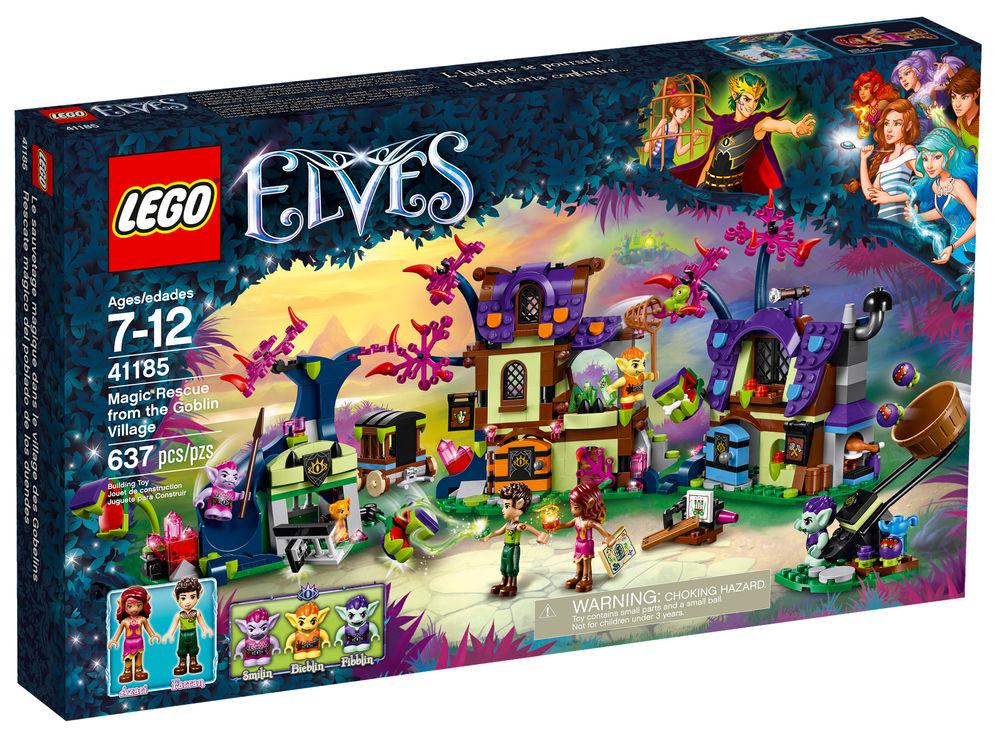 Lego Le sauvetage dans le village des Gobelins 41185 47 Fontenay-sous-Bois (94)