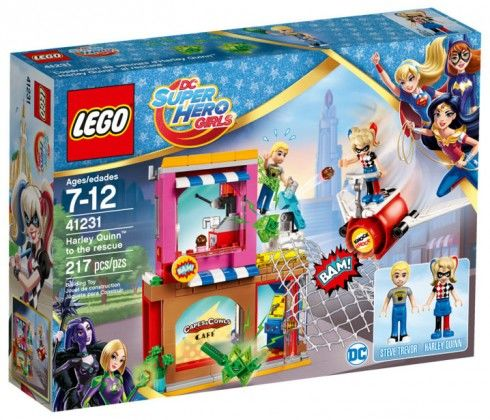 Lego Le sauvetage d'Harley Quinn 41231 24 Fontenay-sous-Bois (94)