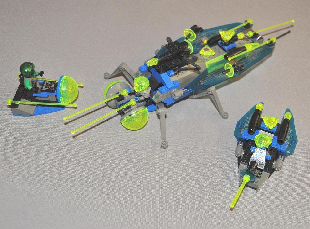 Lego sonic system space insecte libellule des années 90 150 Orléans (45)