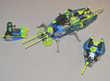 Lego sonic system space insecte libellule des années 90