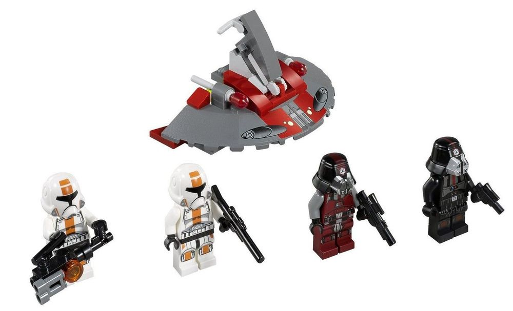 LEGO Star Wars, Republic Troopers vs Sith Troopers - 75001 12 Saint-Martin-d'Hères (38)