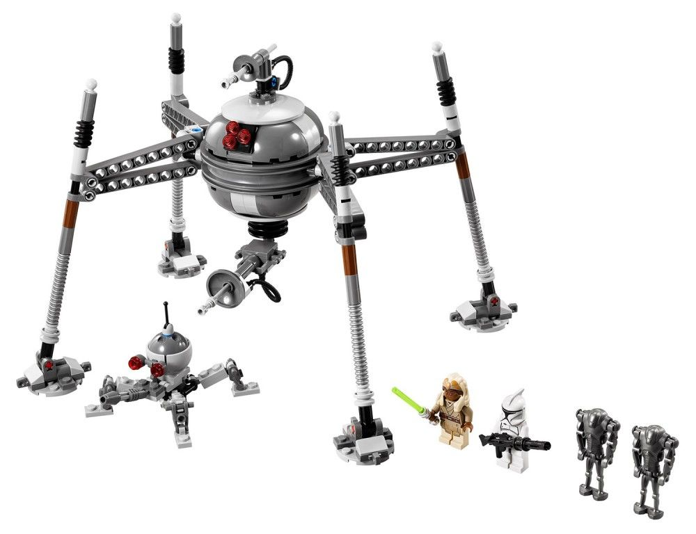 LEGO Star Wars, Homing Spider Droid 50 Saint-Martin-d'Hères (38)