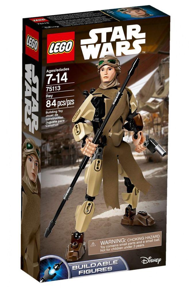 Lego Star Wars Rey 75113 16 Fontenay-sous-Bois (94)