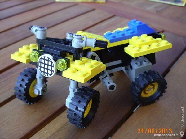 LEGO TECHNIC 8826 Quad 10 Chauffailles (71)