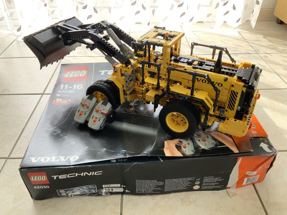 Lego technic  230 Saint-Romain-de-Benet (17)