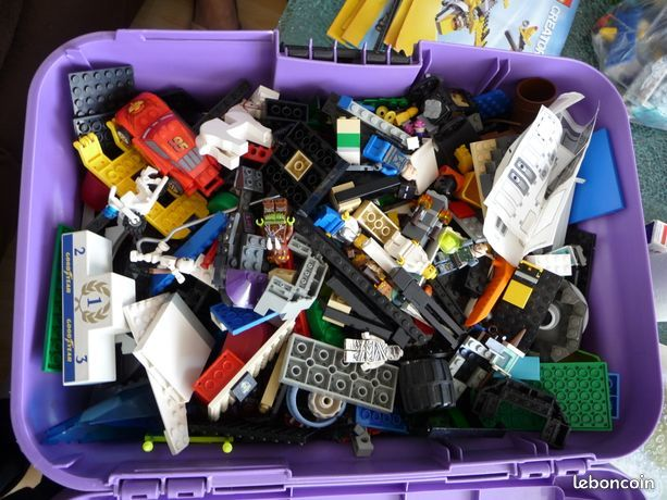 LEGO en vrac 12 Annecy (74)