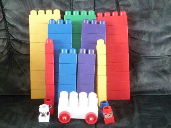 LOT LEGO 1er AGE 10 Longperrier (77)