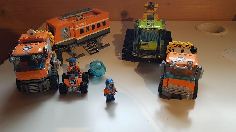 Lego  1 Ambérieu-en-Bugey (01)