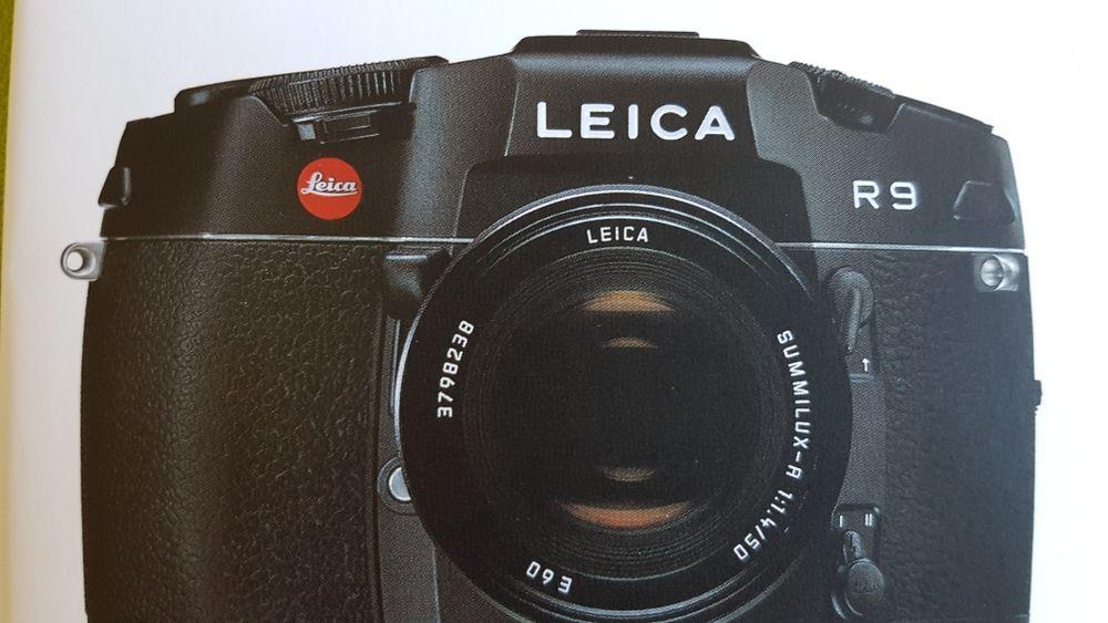 LEICA R9 Photos/Video/TV
