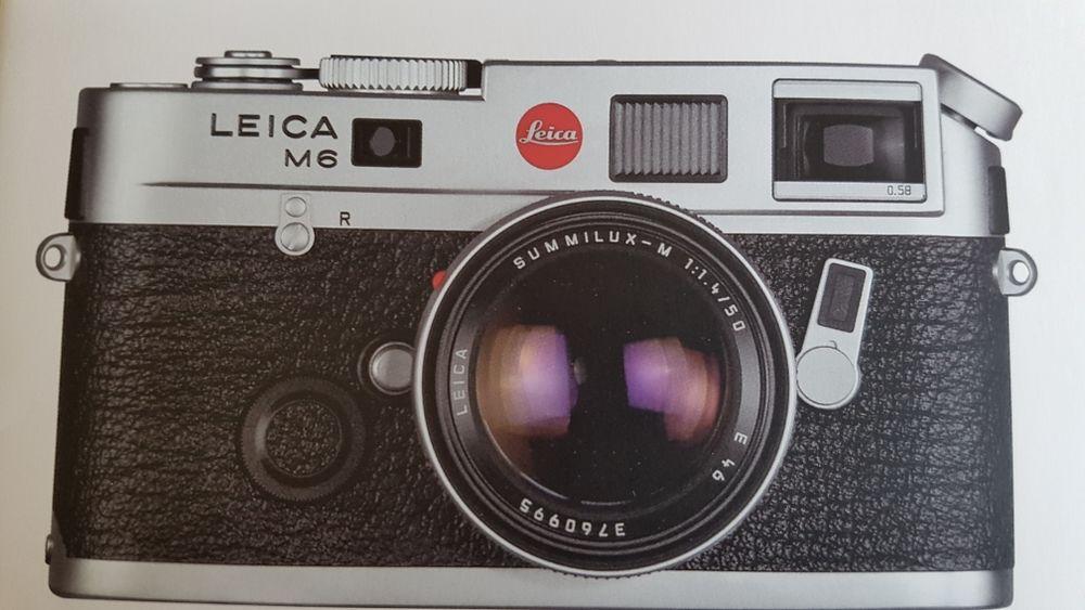 LEICA M6 TTL 0.58 Photos/Video/TV