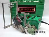 LEISTER UNIFLOOR E - Soudeuse automatique 2490 Cagnes-sur-Mer (06)