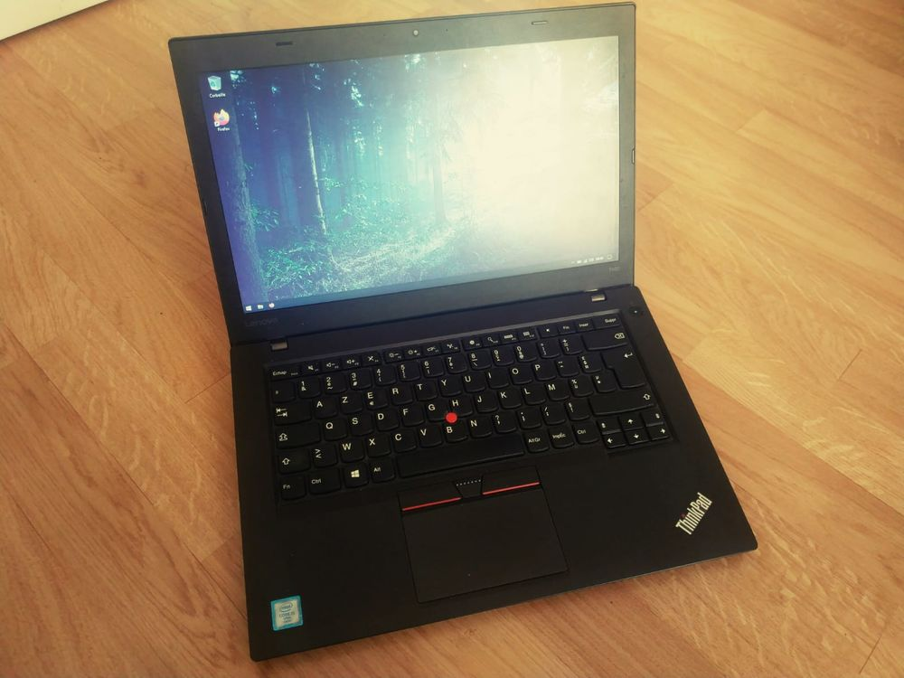 Lenovo Thinkpad T460 I5 6300  8go ddr4 128go SSD  260 Lille (59)