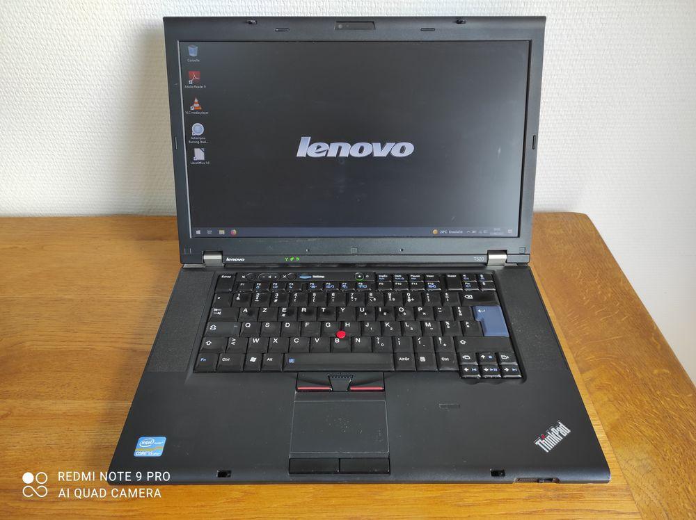 Lenovo Thinkpad T520 160 Cholet (49)