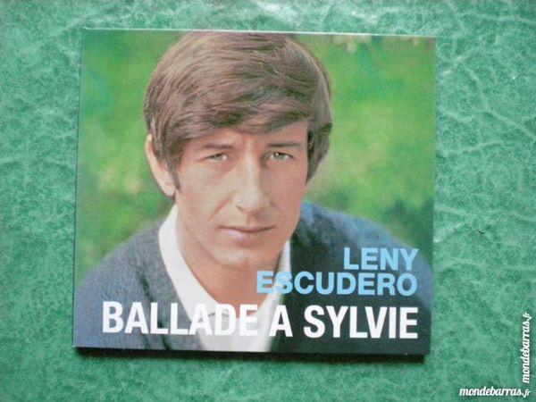 CD  Leny Escudero     Ballade a sylvie     6 Saleilles (66)