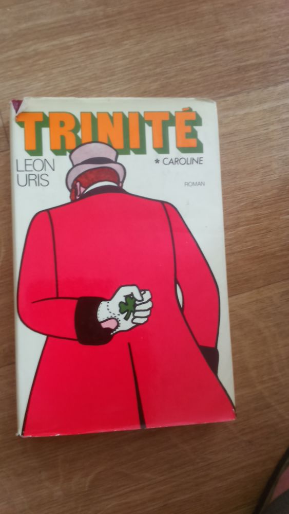 LEON URIS  -TRINITE- 10 Francheville (27)