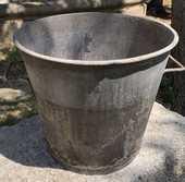 Lessiveuse en zinc d?époque 35 Sète (34)