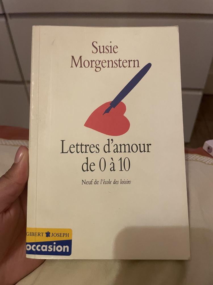 Lettre Damour de zéro à 10 Occasion Livres et BD