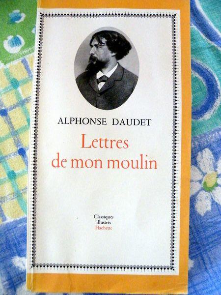les lettres de mon moulin ed 1970 Livres et BD