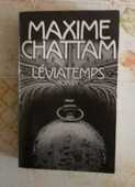LEVIATEMPS de Maxime CHATTAM France Loisirs 5 Attainville (95)