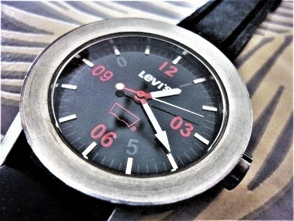 LEVIS LTF 0803 montre série limitée 2005 JUMBO ANA0041 120 Metz (57)