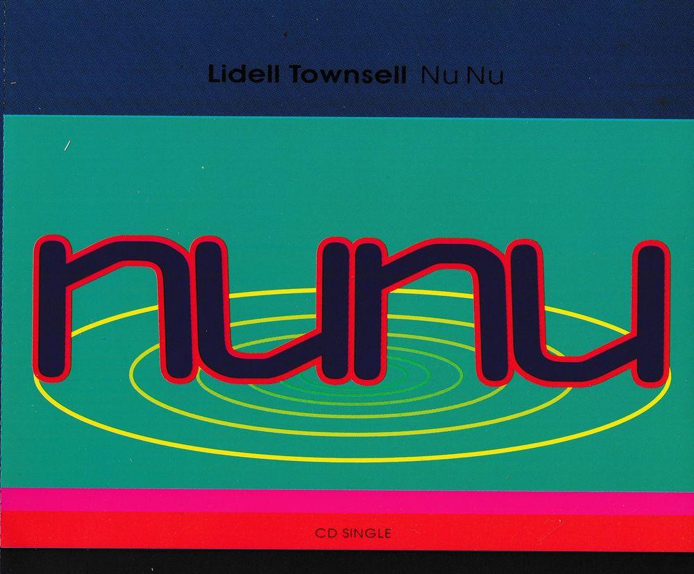 CD   Lidell Townsell   -   Nu Nu 4 Antony (92)