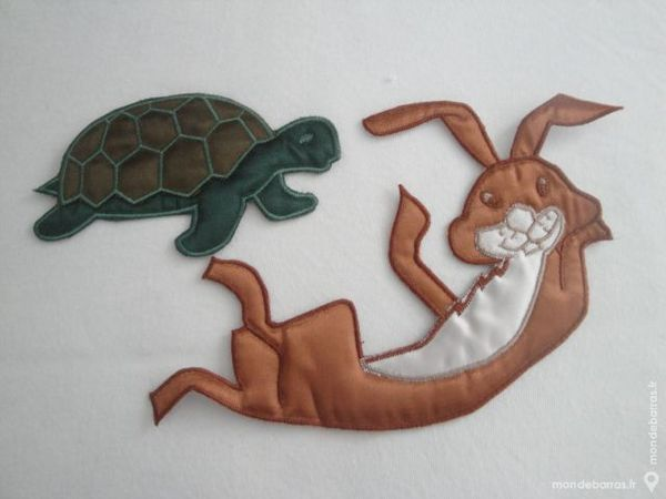 Lièvre et tortue à coudre 5 Morsang-sur-Orge (91)