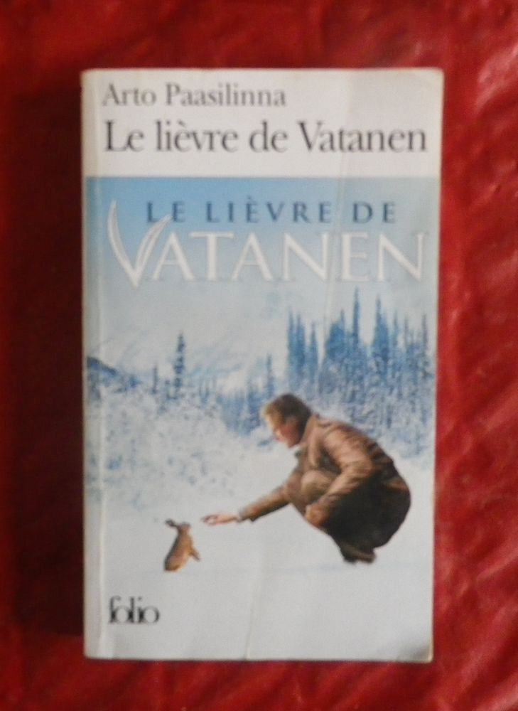 LE LIEVRE DE VATANEN d'Arto Paasilinna 2 Attainville (95)