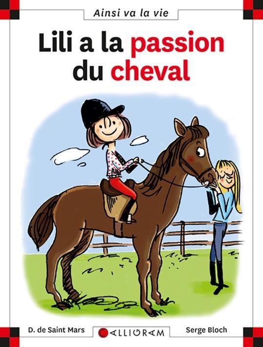 Lili a la passion du cheval 3 Saint-Germain-sur-Morin (77)
