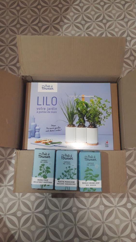 Lilo, jardin potager d'intérieur - marque  Prêt à pousser  90 Boulogne-Billancourt (92)