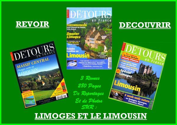 LIMOGES ET LE LIMOUSIN / prixportcompris 15 Lille (59)