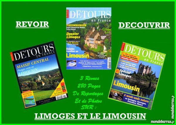 LIMOGES ET LE LIMOUSIN / prixportcompris 14 Laon (02)
