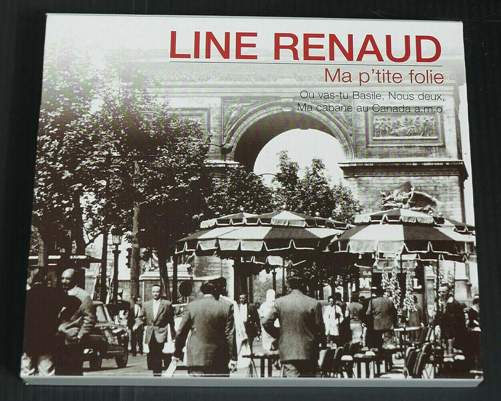 Line Renaud Ma P'tite Folie (2003)  5 Mazingarbe (62)
