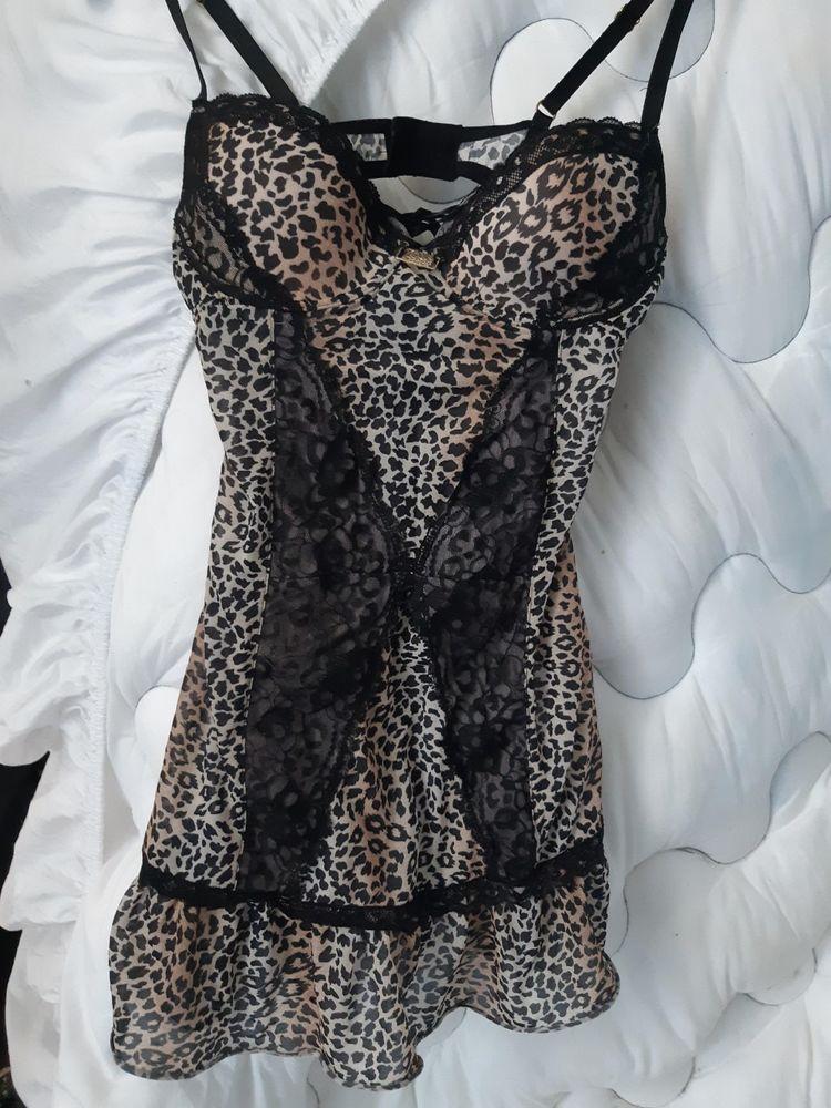 lingerie dentelle-léopard t.36 45 Châtenay-Malabry (92)