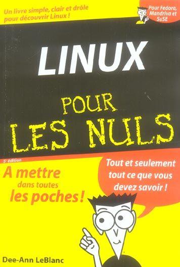 Linux pour les nuls (5e edition) 12 Auch (32)