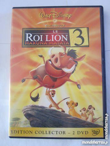 DVD LE ROI LION 3 - COLLECTOR 2 DVD 5 Brest (29)