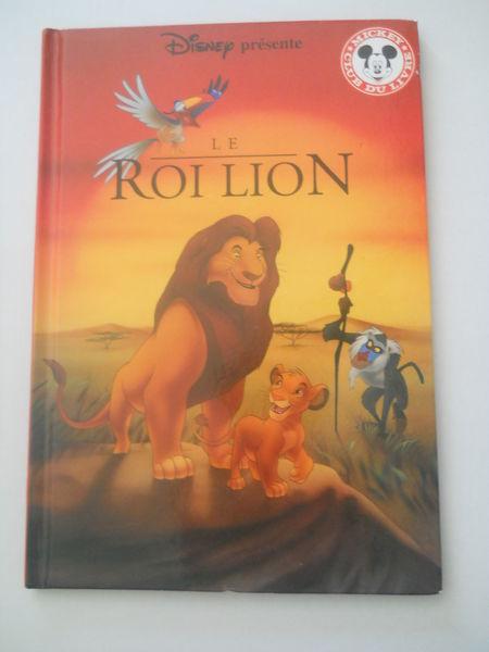 Le roi lion - DISNEY 3 Semoy (45)
