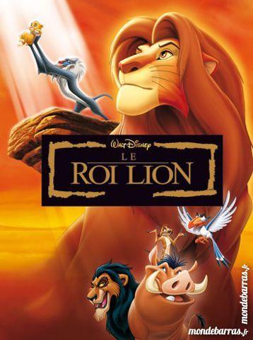 K7 Vhs Le Roi Lion (221) DVD et blu-ray