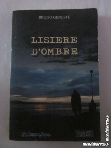 LISIERE D' OMBRE  par  BRUNO GENESTE  policier 3 Brest (29)