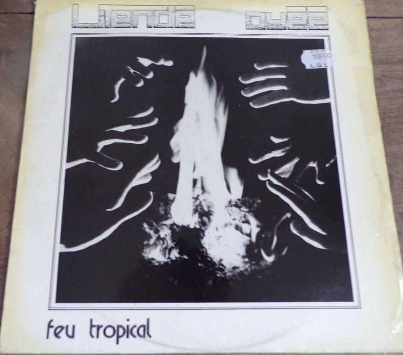 Litende Oyee Disques Tropic Feu tropical 1982 disque  29 Laval (53)