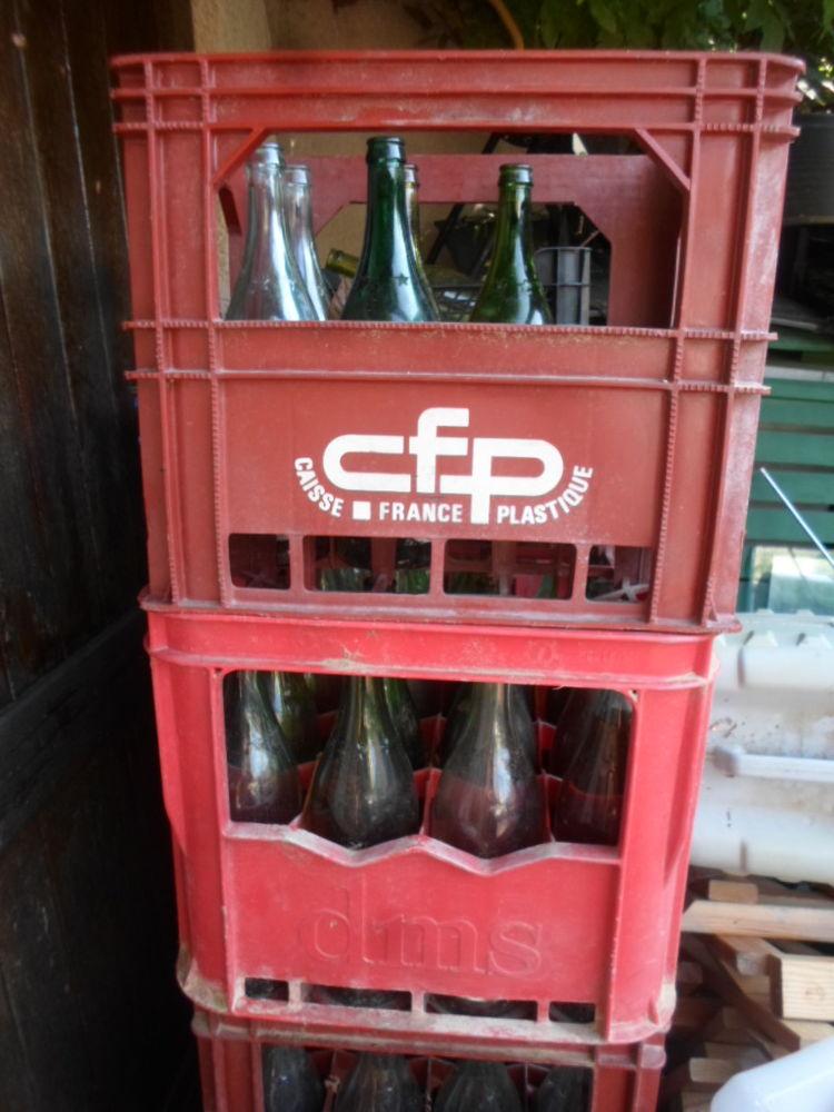 lot de 200 litres etoile en casier a bouteille 150 Amélie-les-Bains-Palalda (66)