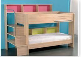 lits superposés coloris hêtre 230 Velaux (13)
