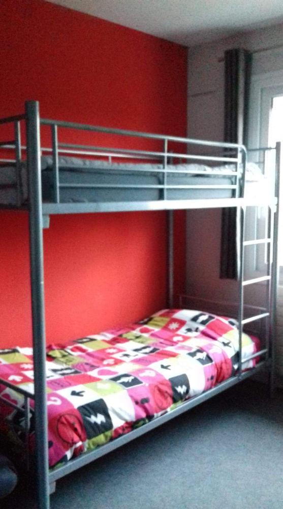 lits superposés 2 X 1 personne Meubles