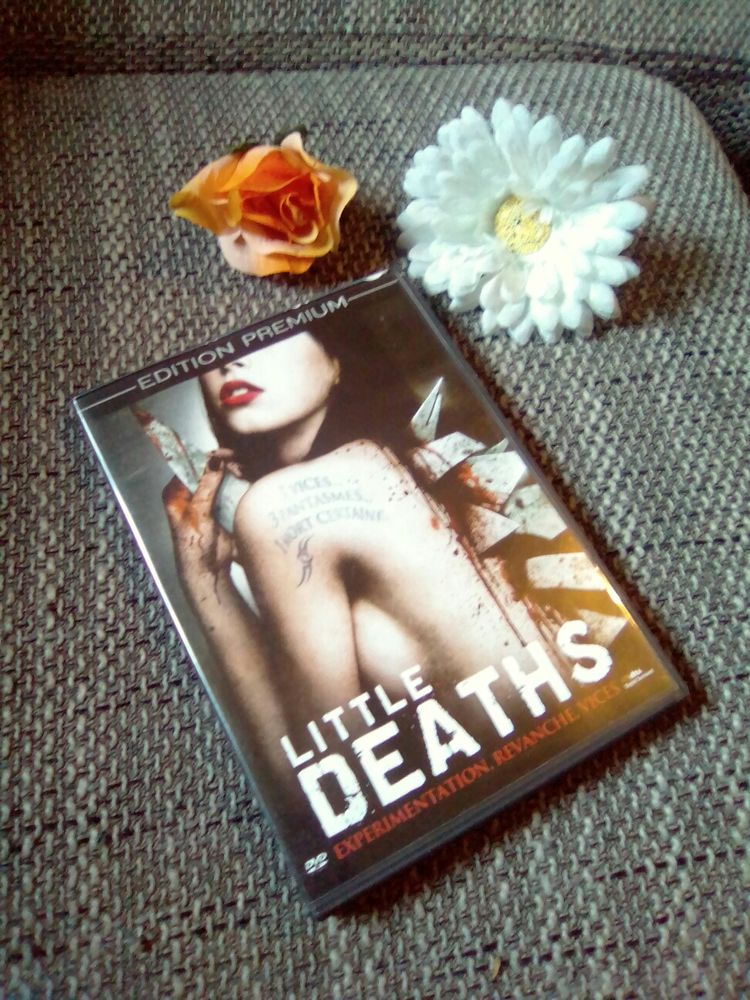 DVD - Little Deaths. DVD et blu-ray
