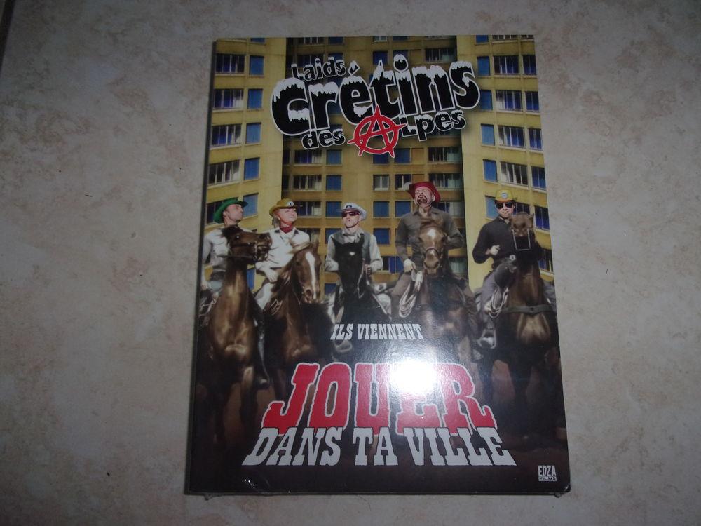 DVD Live des Laids Crétins des Alpes (Neuf) DVD et blu-ray