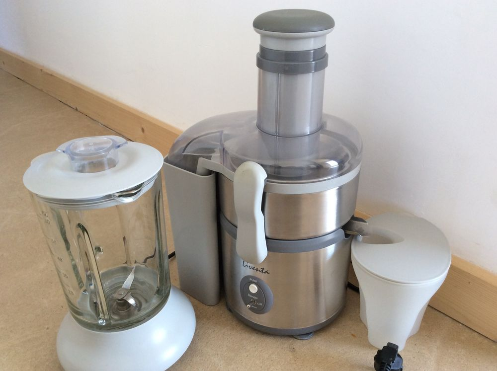 LIVENTA blender, centrifugeuse, extracteur de jus 59 Eysines (33)