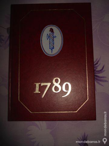 livre «1789» Livres et BD