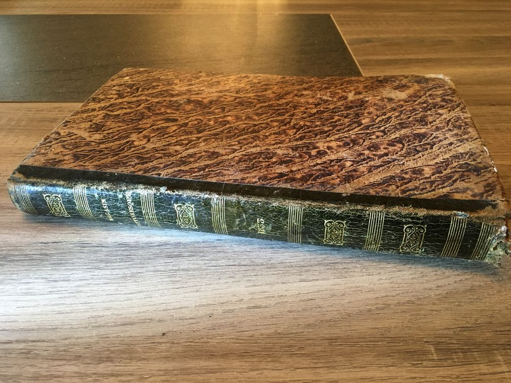 Livre de 1833   Le MAGASIN PITTORESQUE      20 Castres-Gironde (33)