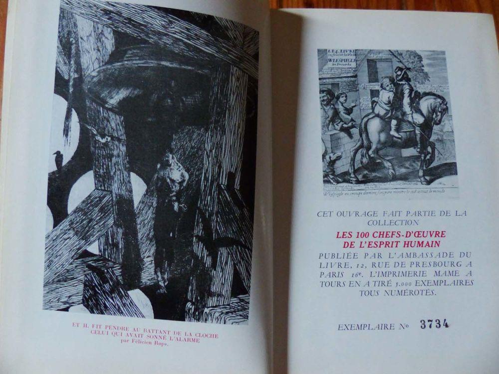 """Livre de 1962 : """"La légende d'Ulenspiegel"""" Livres et BD"""